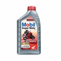 Caixa Oleo Mobil 24 Unidades 4t 10w30 Semissintetico Honda