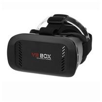 Óculos Vr Box 3d Geração3 2016 Realidade Virtual +controle
