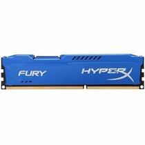 Memória Gamer Kingston 4gb Ddr3 1600mhz Hyper Fury Promocao