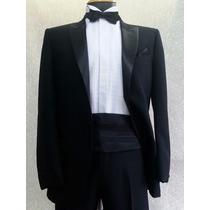 Smoking Tradicional,black Tie, Noivo, Formatura, Slim