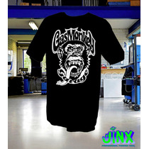 Playeras O Camiseta Gas Monkey Logo 100% Nueva