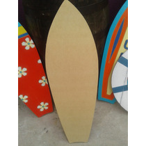 Tabla De Surf En Fibrofacil