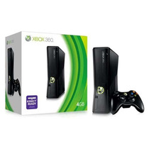 Vídeo Game Xbox Live Gold 360 Slim Console / 4gb B