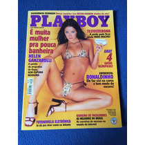 Playboy Helen Ganzarolli Setembro De 2000