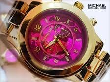 3e105f7df09 Relógio Feminino Michael Kors Mapa Grande  frete Grátis  - R  179