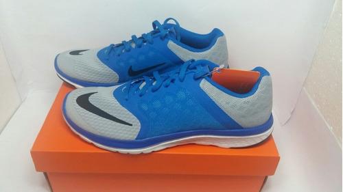 368a51e69b2 Tenis Nike Fs Lite Run 3 Novo Original - R  210