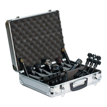 Set De Micrófonos Para Batería Audix Dp7