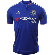 Playera Jersey Local Chelsea Fc 15/16 Adidas Ah5104