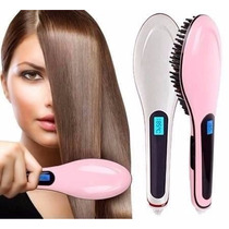 Escova Alisadora Mágica Fast Hair Straightenerprofissional