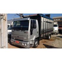 Ford Cargo 815s, 2002, Gaiola Boiadeira! 8150/710/915