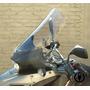 Parabrisas Extra Elevado Gilera Smx 400 Motos Cupula 50 Cm
