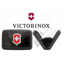 Billetera Victorinox Aluma Wallet, Resistente, Media Docena