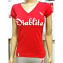 Remera Independiente Dama Mujer Chomba Camiseta Racing River