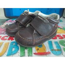 Zapato Pocholin Talla 20 Marrón