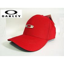 Boné Oakley Brand Vermelho