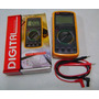 Multimetro Tester Digital Para Electronica Dt9205a
