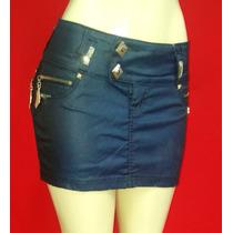 Mini-saia Pit Bull Jeans