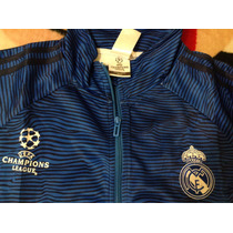Chamarra Real Madrid Adidas