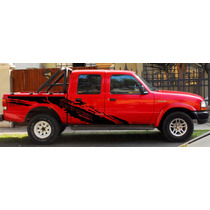 Calcomania Ranger Raptor Adapt. Otras Camionetas Stickers!!!
