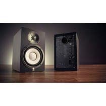 Monitores De Estudio Yamaha Hs50m!