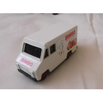 Camioneta Van Panel De Carga (1990) - Camioncito Bimbo