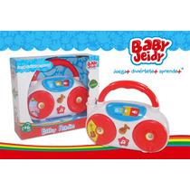 Radio Mi Primer Juguete Baby Jeidy Niño Niña Bebe