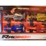 Autos Carrera Formula 1 Racing Con Luz Y Sonido Real