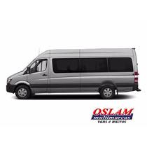 Sprinter 415 Extra Longa Vidrada - 0km - Van Oslam