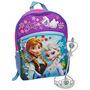 Juguete Frozen Princesa Elsa Y Anna Mochila Escolar 16