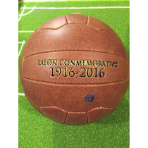 Balón Centenario Del América Original. Tipo Cuero