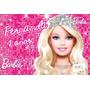 Papel Arroz Barbie Personalizado