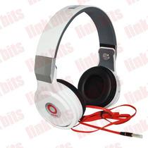 Audífonos Diadema Plegable Mp3 Iphne Ipod Pc Mac Hi-fi Bass