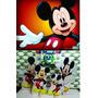 Kit Displays Mickey 8 Peças + Painel 2 X 1,40 Mts Oferta!