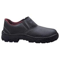 Sapato Segurança Monodensidade Elastico Sem Bico Epi