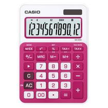 Calculadora Casio 12 Digitos De Color Ms-20nc