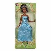 Muñeca Tiana Princesa Barbie Disney Store Importado Original