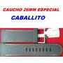 Malla Correa Caucho 26mm Ideal Tommy Hilfiger Festina Bulova