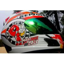 Capacete Repsol Abelha 93 Helmet Marquez