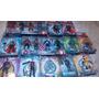 Kit Com 18 Bonecos Vingadores Marvel Avengers X Guerra Civil