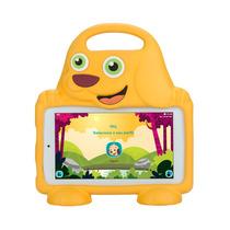 Tablet Dl Tx306br Drop Kids 8gb 3g Wifi Com Capa De Cachorro