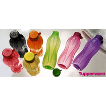 Botella Eco Twist 500 Ml Variedad De Colores Tupperware