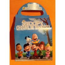 Aa Snoopy 50 Cajas Para Dulces Artículos De Fiesta