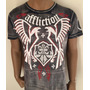 Camiseta Affliction, Bad Boy, Tap Out Talla Xl Mma