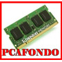 Memorias Kingston Sodimm Ddr2 2gb 800mhz Pc2 6400 Garantia