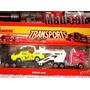 Mc Mad Car Camion Transportador Auto Majorette Ho 1:87 1:64