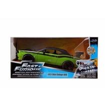 Dodge Letty Challenger Srt8 Rápido Y Furioso 1/24 Original!!