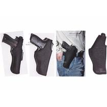 Pistolera Houston Colt 45 Ergonometrica Local En Belgrano