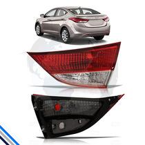 Lanterna Tampa Traseira Direita Hyundai Elantra 2011-2013