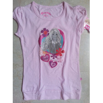 Barbie Sweater Franela Fashion Nina Import Original