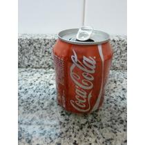 Lata Coca Cola 250 Ml, Vacía
